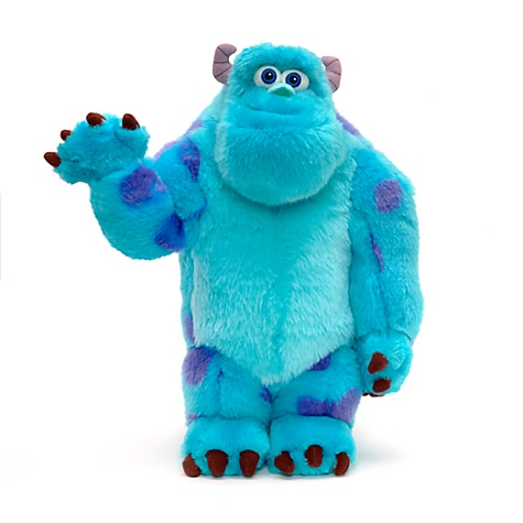 Sulley z Monsters University - plyš 38 cm