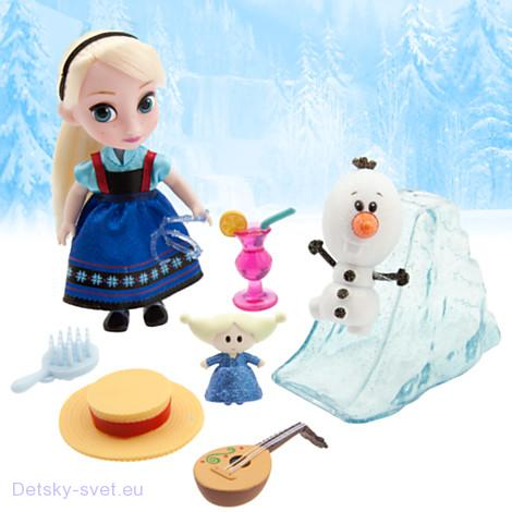 Disney Panenka Elsa Mini Animator Doll