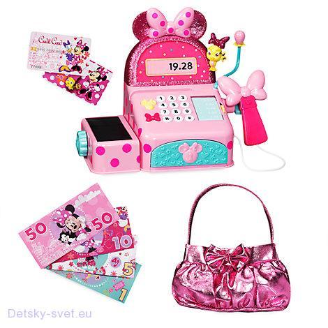 Disney dětská pokladna Minnie Mouse 02207d00dd0