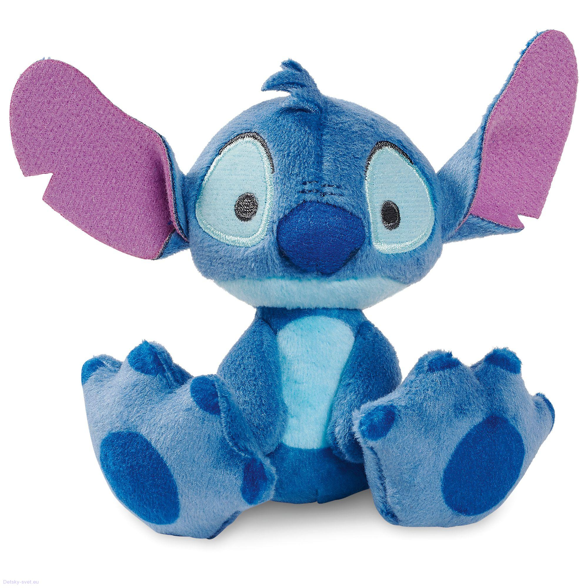 Disney Stitch big feet mini plyš - Lilo a Stitch