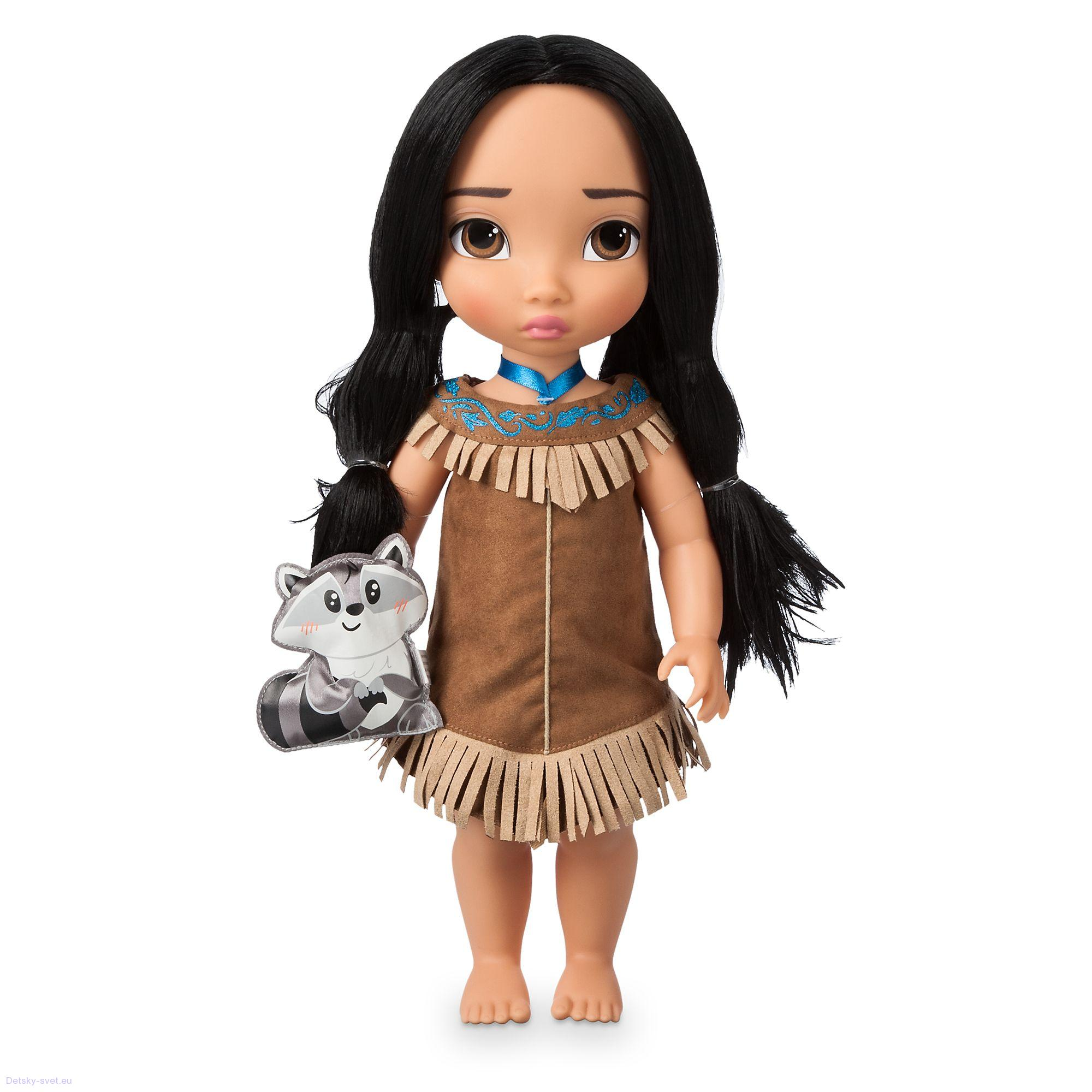Disney Panenka Pocahontas Animators' Collection