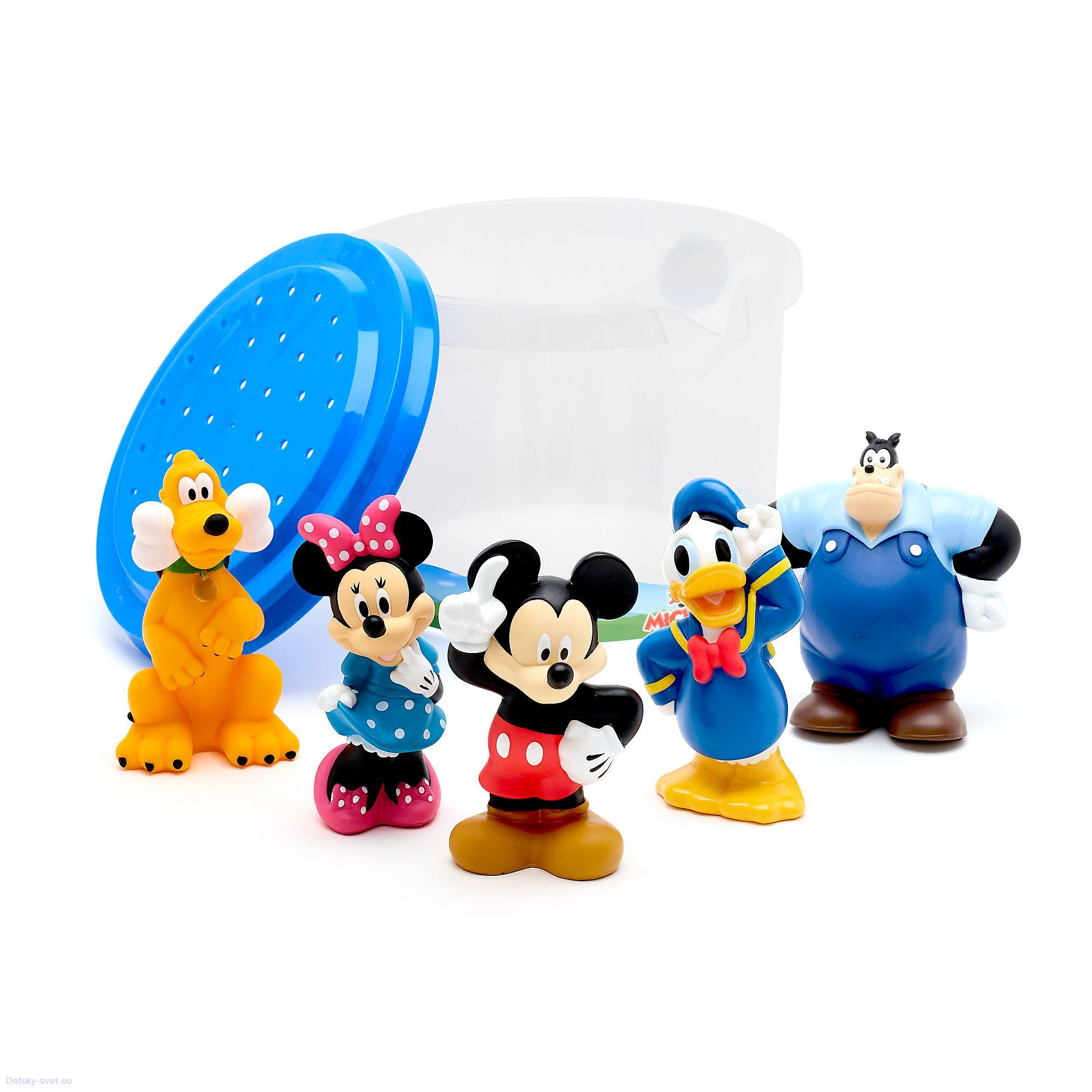 Disney figurky do vody Mickey Mouse