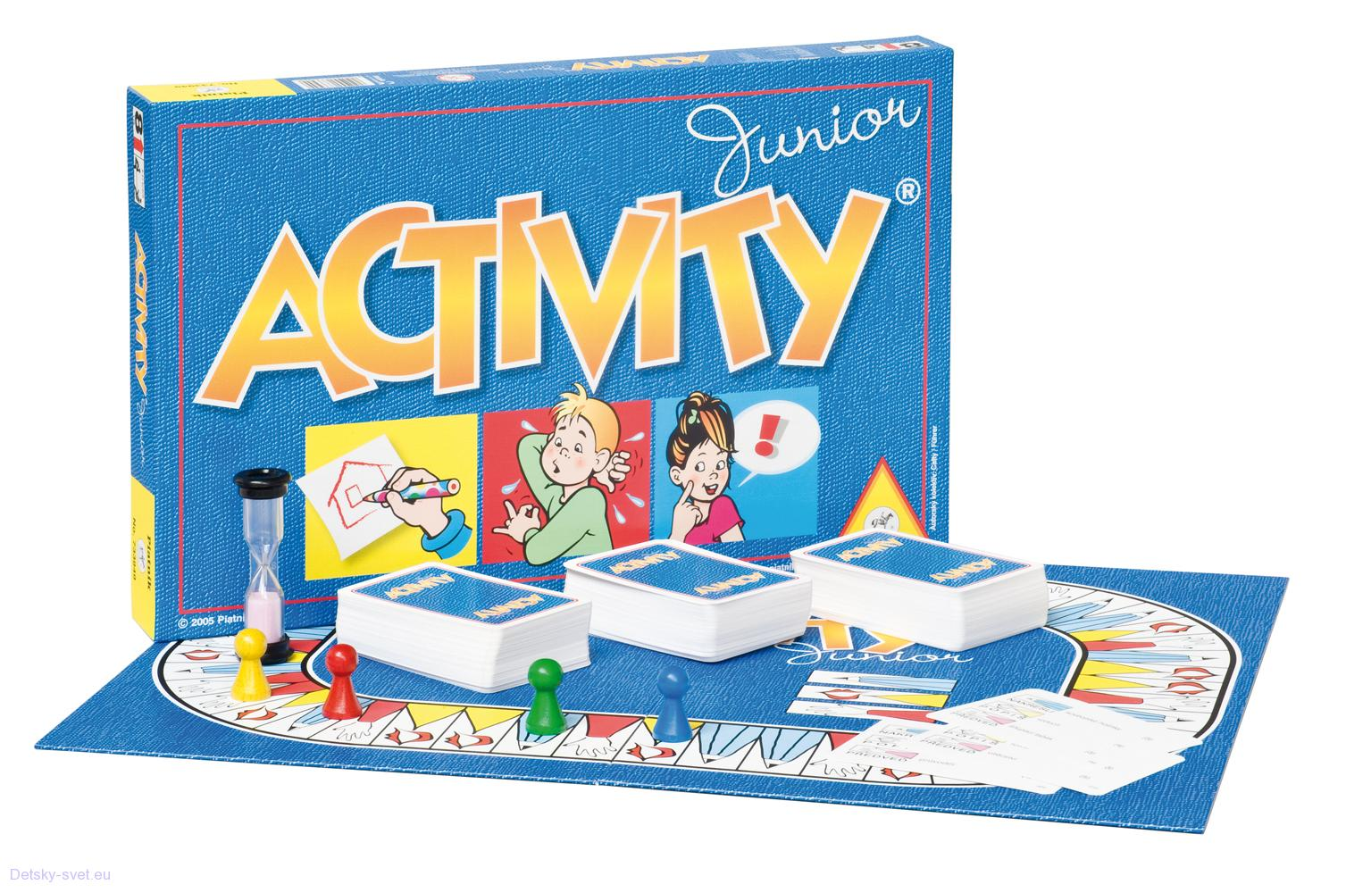 Activity Junior  Piatnik  Activity Junior , pas cher