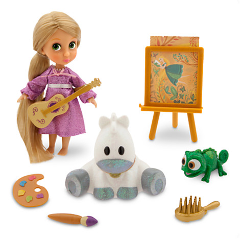 Disney Panenka Locika Mini Animator Doll