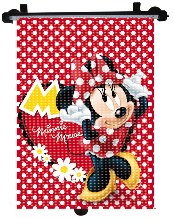 Autoroletka Minnie Mouse