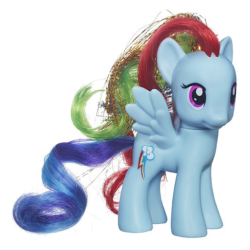 Poník Rainbow - My little pony