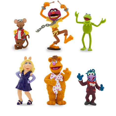 Disney Figurky Mupeti (The Muppets)