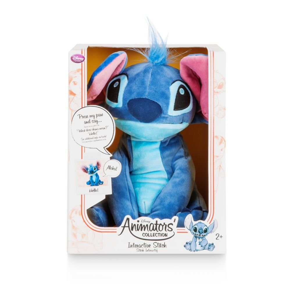 Disney Animators' Collection Stitch plyš