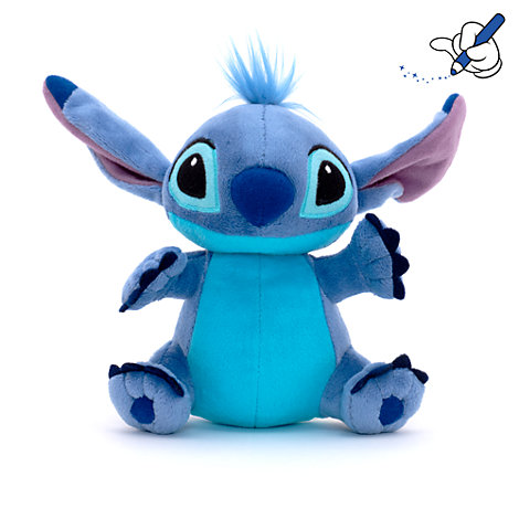 Disney Stitch plyš 15 cm (Lilo a Stitch)
