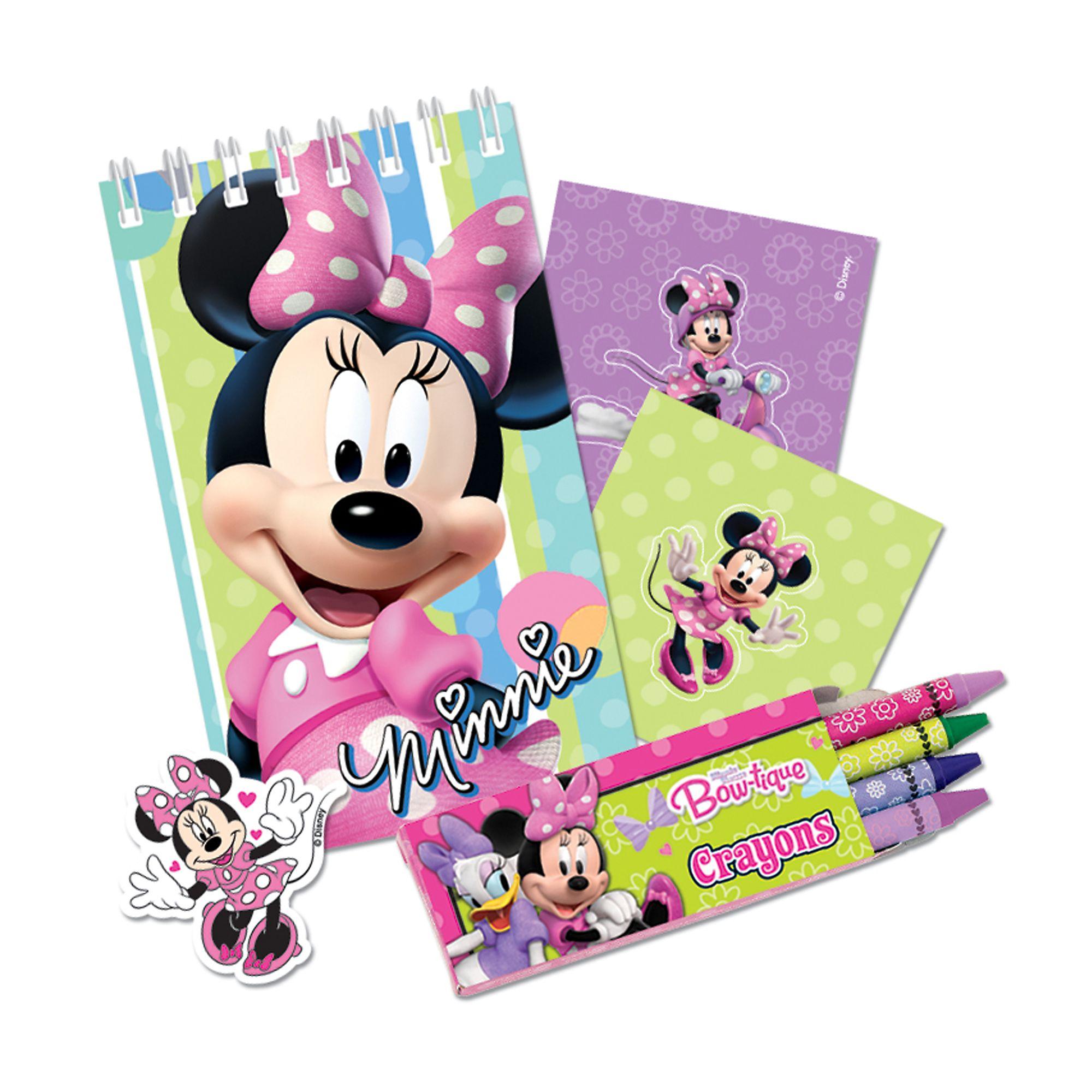 Disney kancelářský balíček Minnie Mouse empty 6828f991054