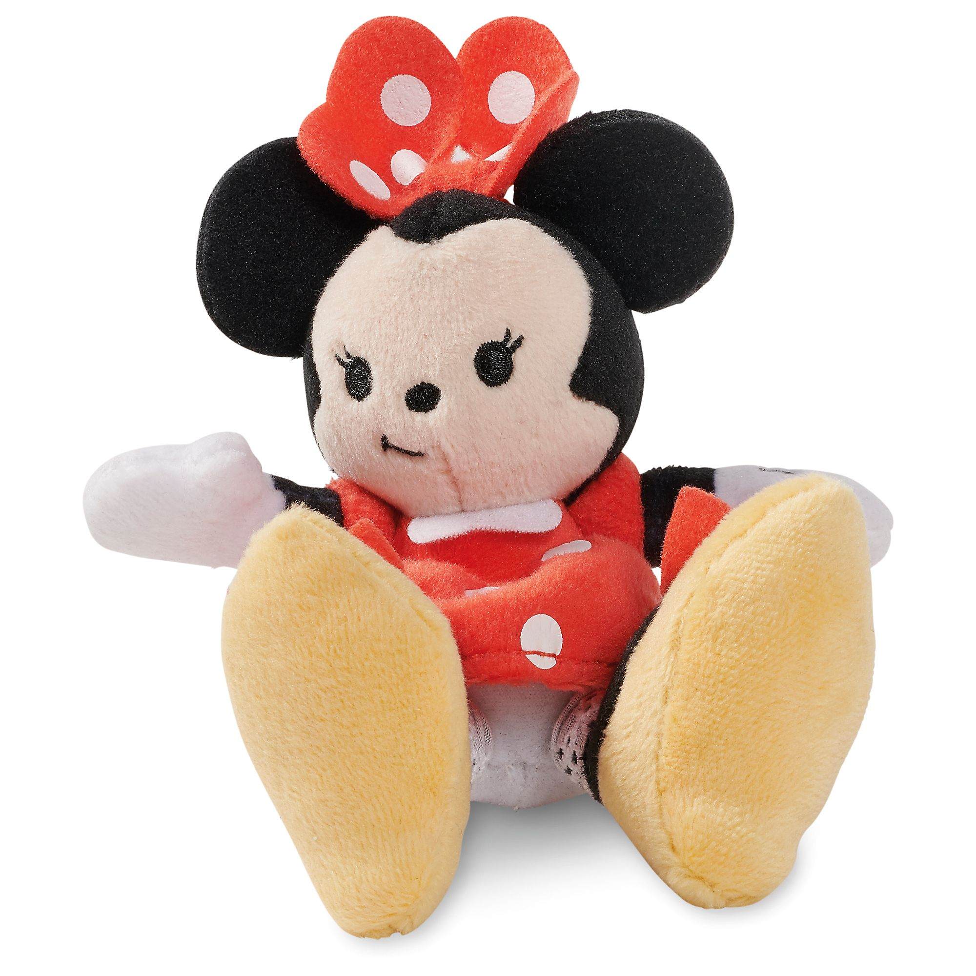 Disney Minnie Mouse big feet mini plyš