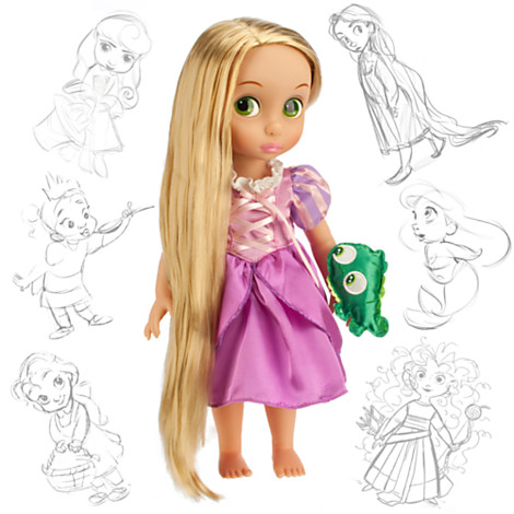 Disney Panenka Locika z Animators' Collection 40 cm