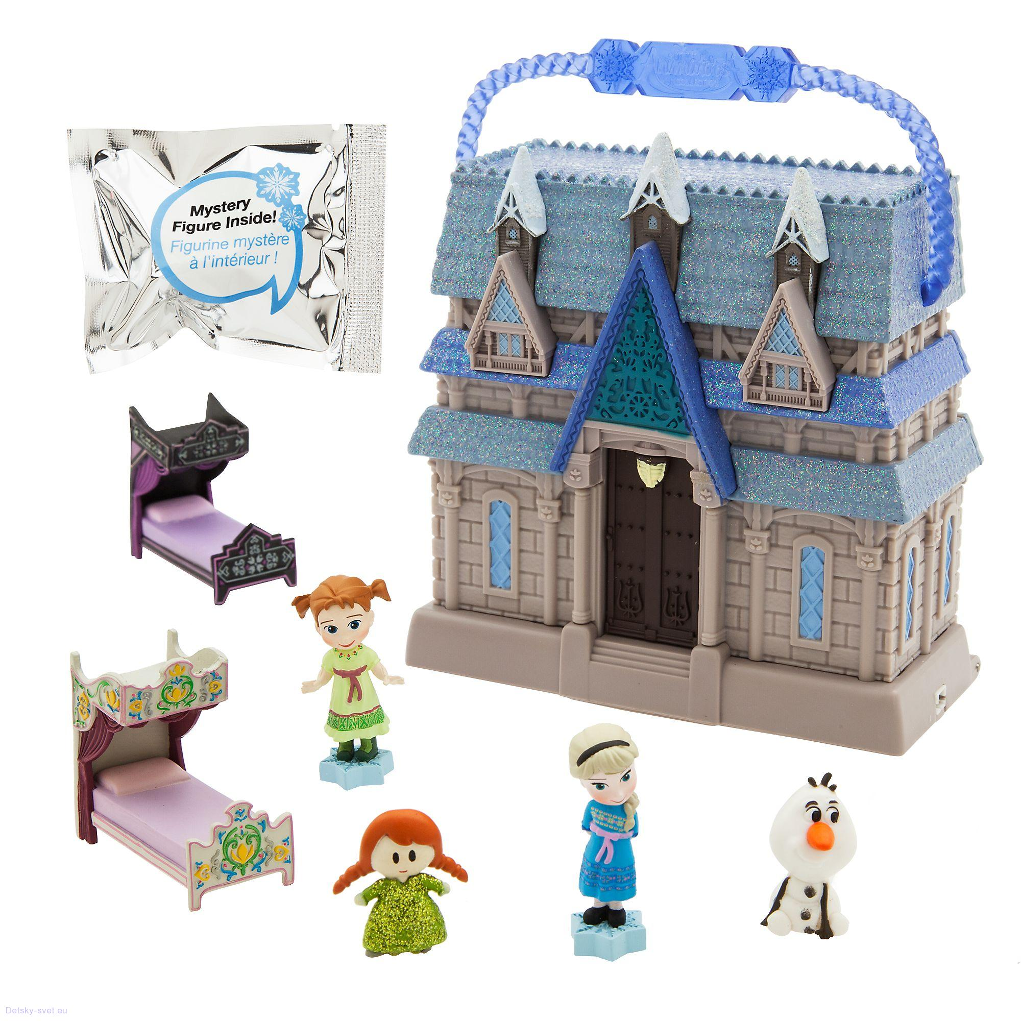 Disney Mini Set Ledové království Animators' Collection