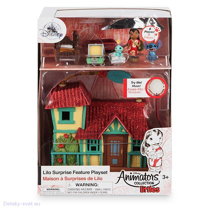Disney Mini Set Lilo a Stitch Animators' Collection